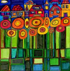 Dora Ficher's: A Little Bit of Spring.